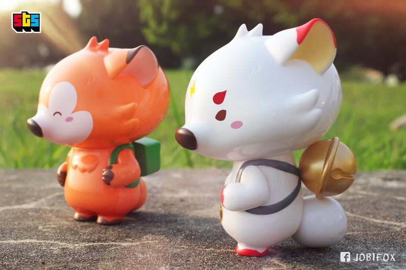 Goobi the Kid Fox : Move on to School