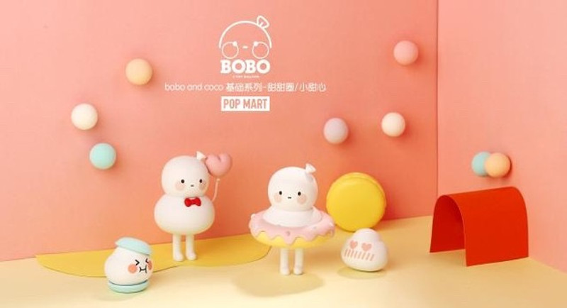 Bobo and Coco Mini Series : Blind Box PRE-ORDER SHIPS NOV 2019