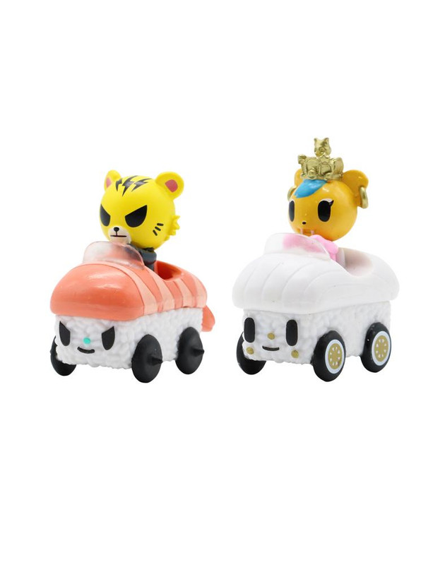 Sushi Car Minis : Blind Bag