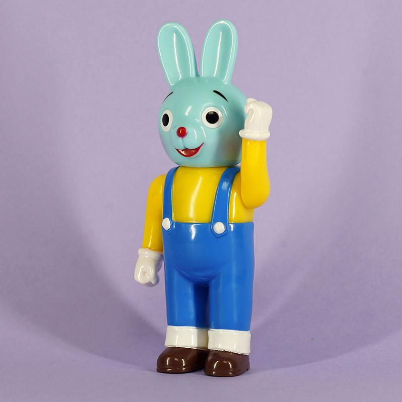 Pointless Island : Worker Rabbit