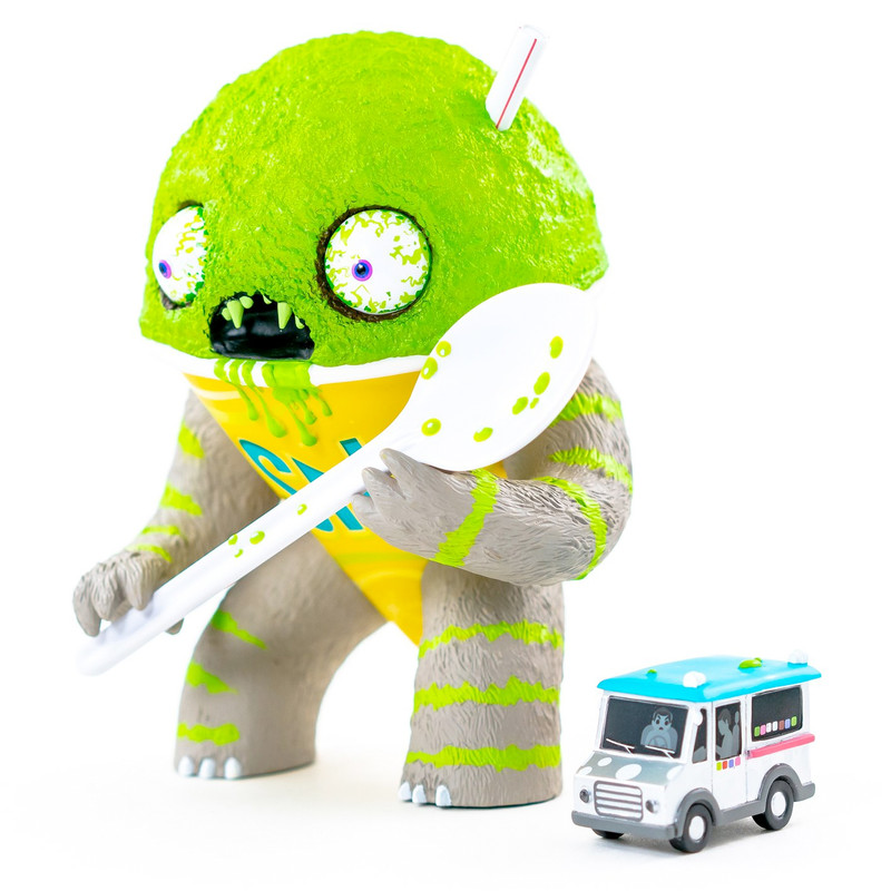 Abominable Snow Cone : Lime Flavored