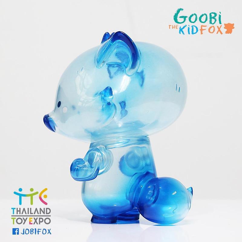 Goobi the Kid Fox : Sora (O.G. Version)
