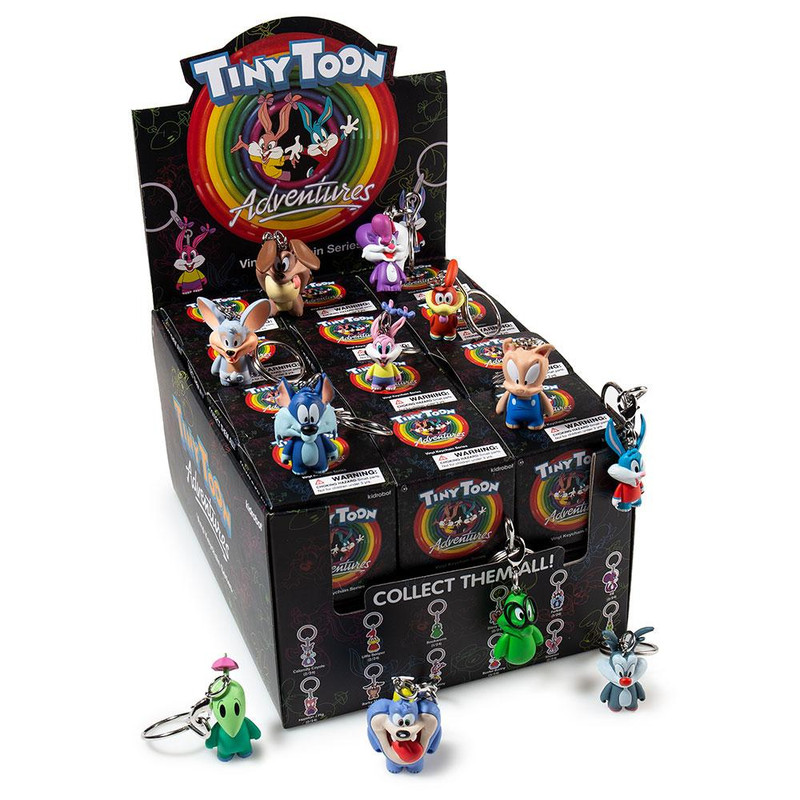 Tiny Toon Adventures & Animaniacs Keychain Series : Blind Box