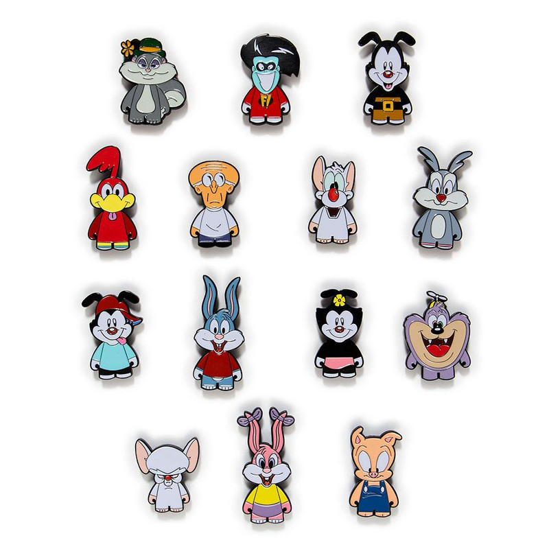 Tiny Toon Adventures & Animaniacs Enamel Pin Series : Blind Box
