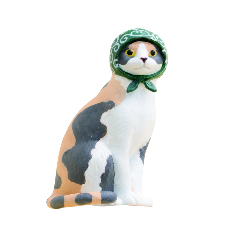 Cat Cap Figure : Blind Box