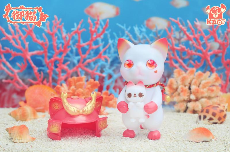 Ohonneko : Coral PRE-ORDER SHIPS JUL 2019