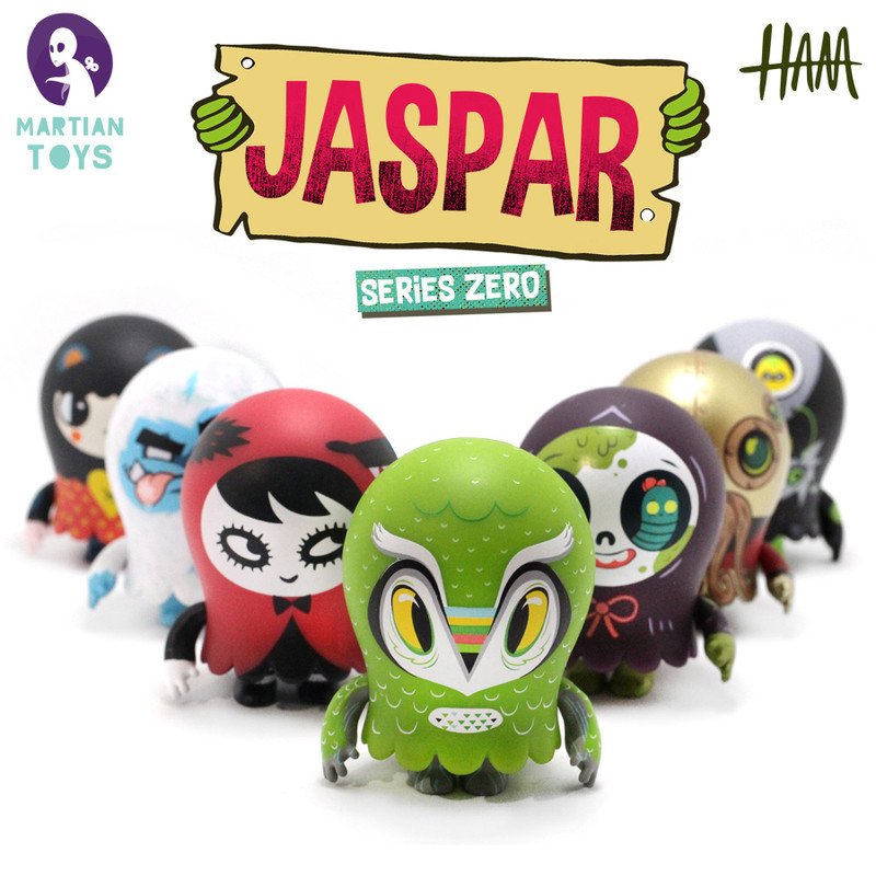 Jaspar Mini Series : Blind Box