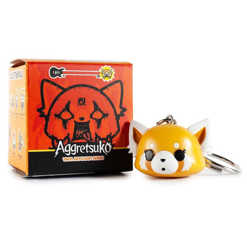 Aggretsuko Keychain Series : Blind Box