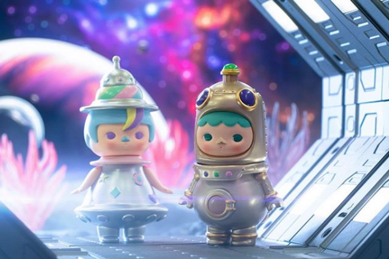Pucky Space Babies Mini Series : Blind Box