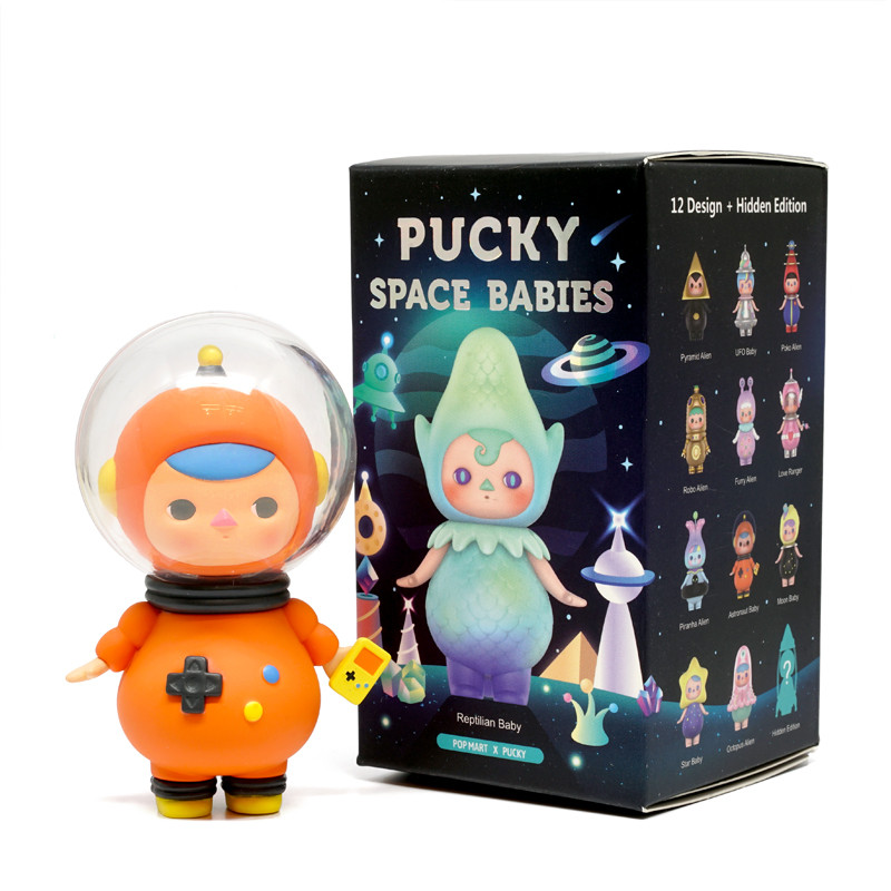 Pucky Space Babies Mini Series : Blind Box