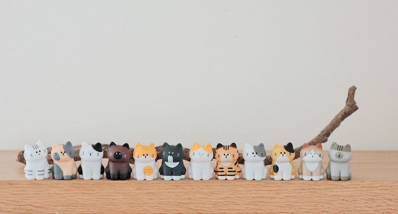 My Home Cat Mini Series 2 : Blind Box