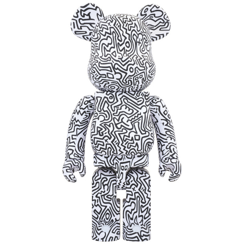 Be@rbrick 1000% : Keith Haring 4 PRE-ORDER SHIPS SEP 2019