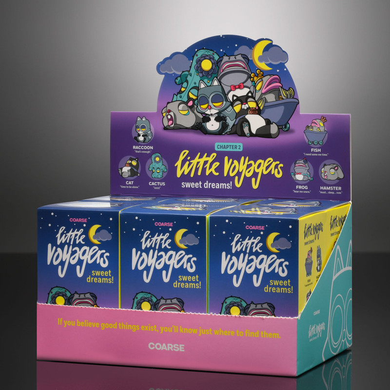 Little Voyagers Sweet Dreams! Mini Series : Blind Box PRE-ORDER SHIPS JULY 2019