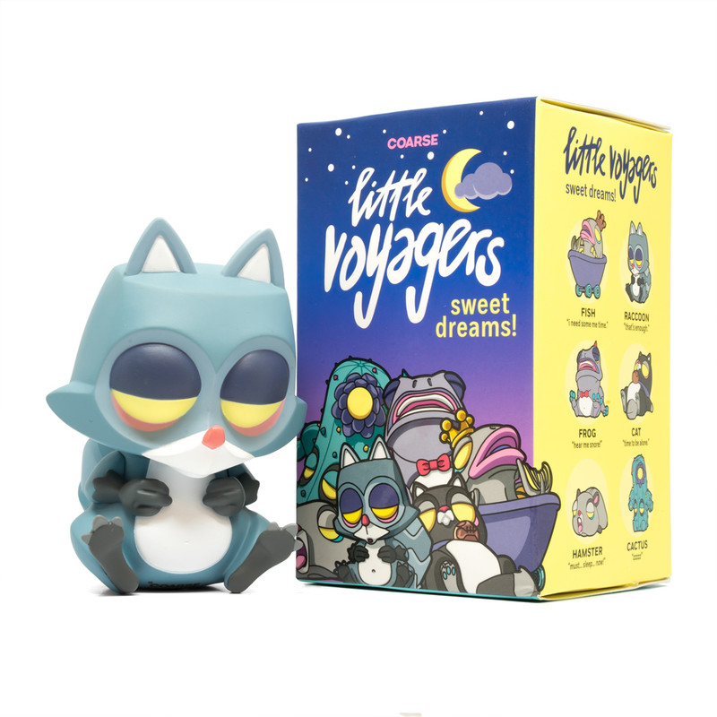 Little Voyagers Sweet Dreams! Mini Series Blind Box by Coarse