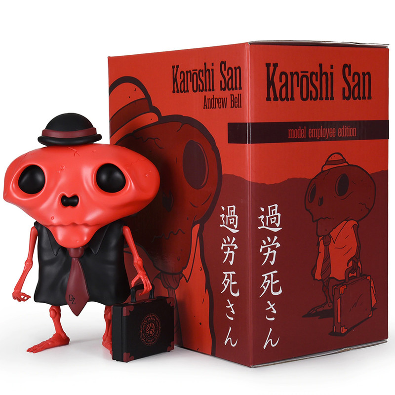 Karoshi San : Model Employee Edition
