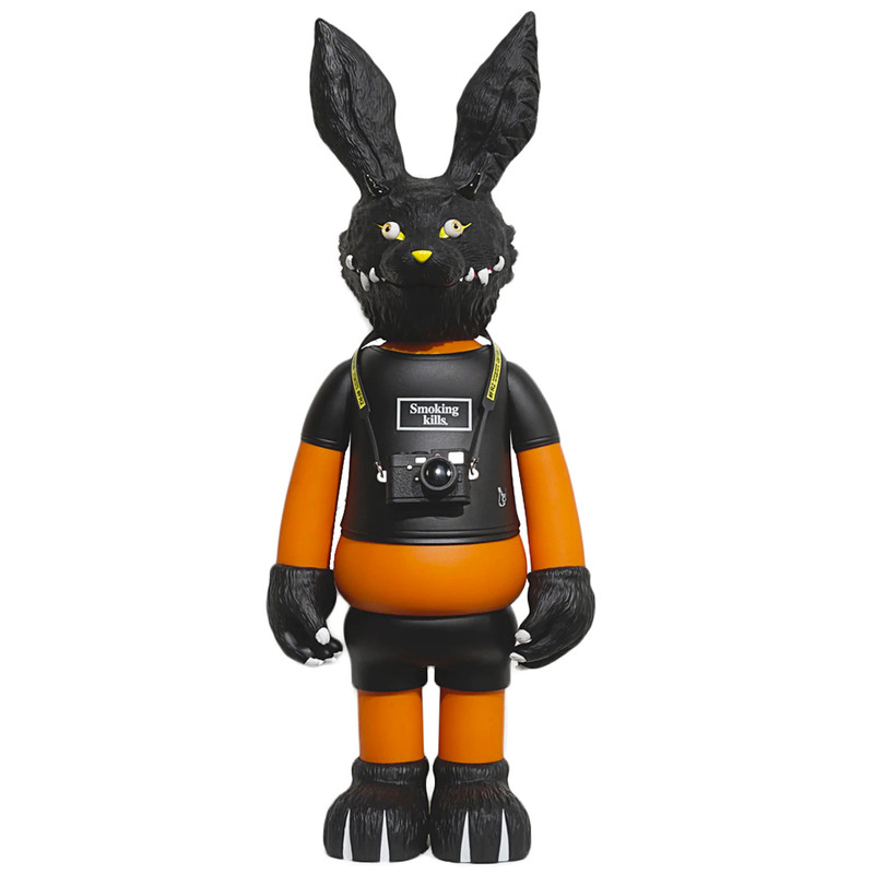 FXXXKING RABBITS : Black PRE-ORDER SHIPS JUL 2019