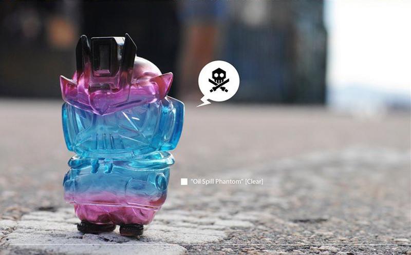 NanoTEQ63 & T-Shirt Set : Oil Spill Phantom PRE-ORDER SHIPS JUL 2019