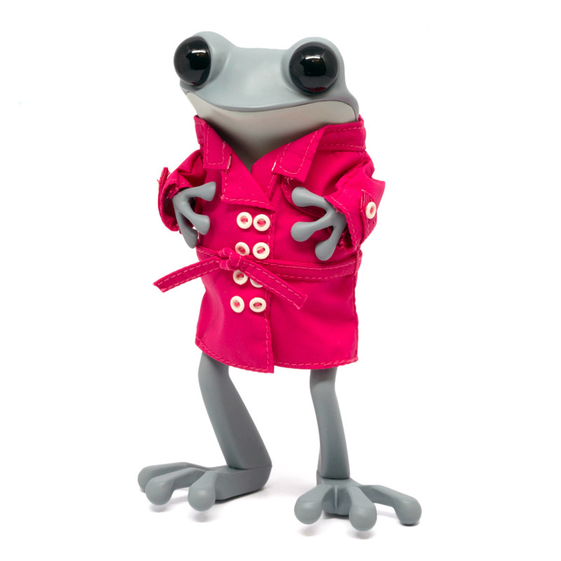 APO Frogs : You Make Me Happy When Skies are Gray