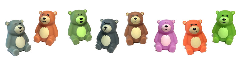 Moody Bears : Blind Box
