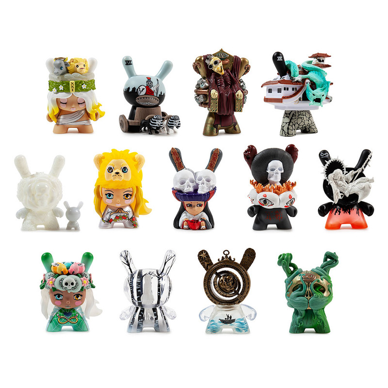 Arcane Divination Dunny Series 2 The Lost Cards : Blind Box