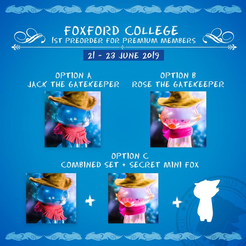 Foxford College Premium Membership : Pre-Order #1 (MEMBERS ONLY)