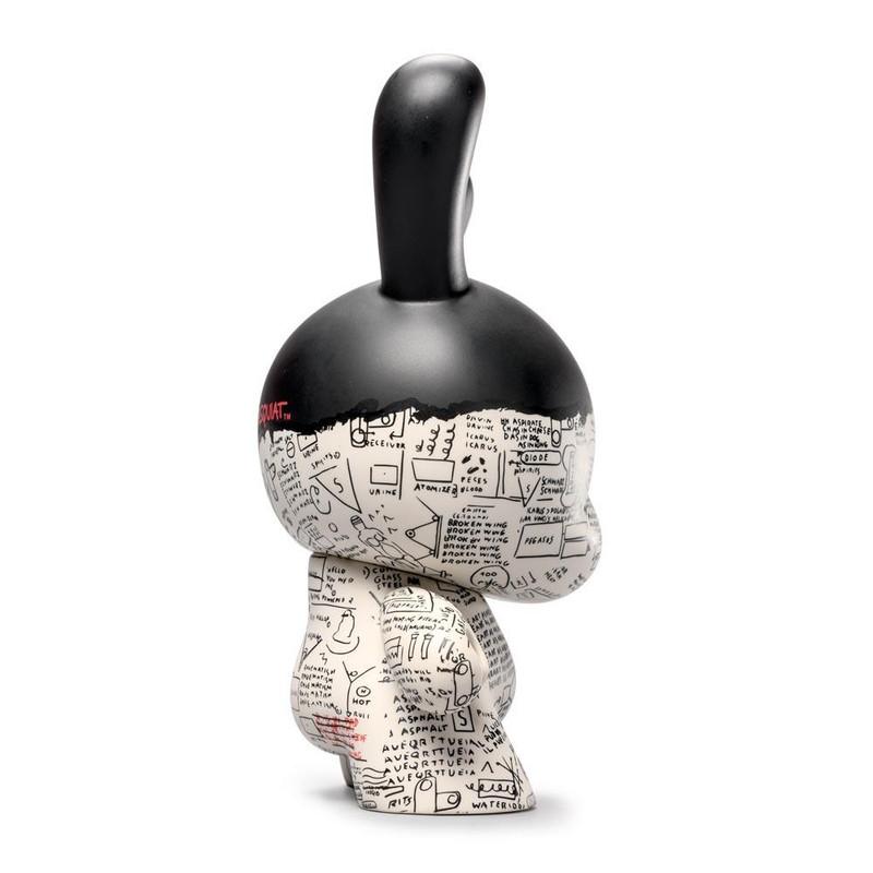 "Jean-Michel Basquiat 8"" Masterpiece Dunny :  Pegasus"