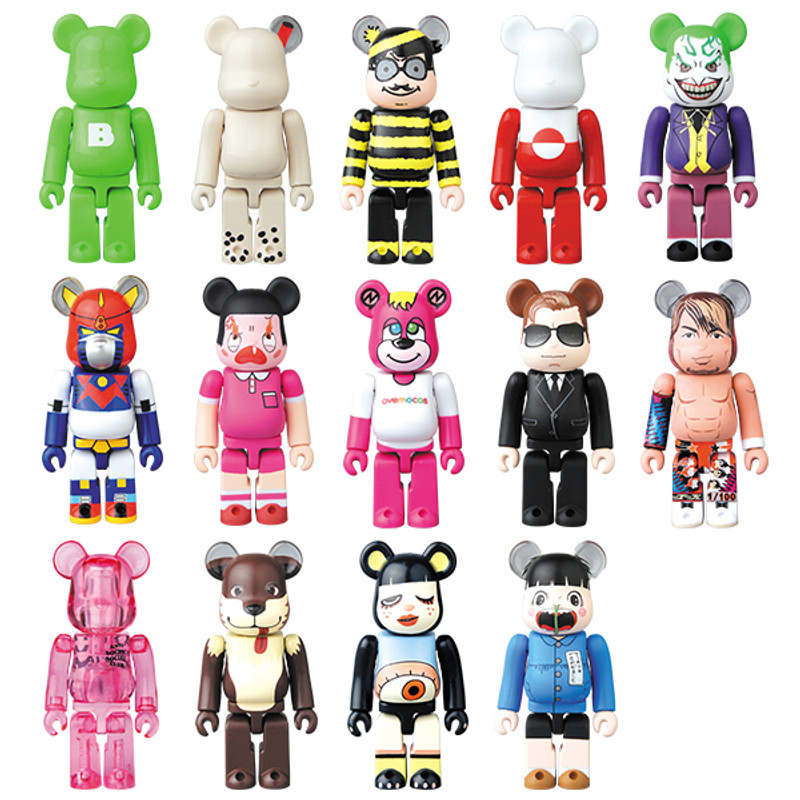 Be@rbrick Series 38 : Blind Box