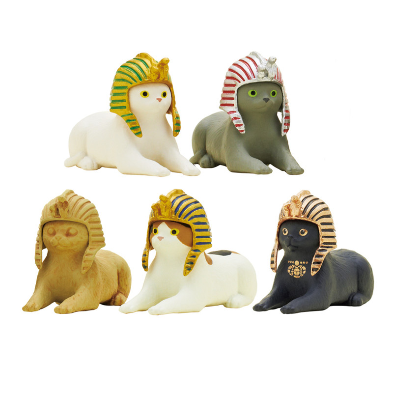 Cat Pharaoh Figure : Blind Box