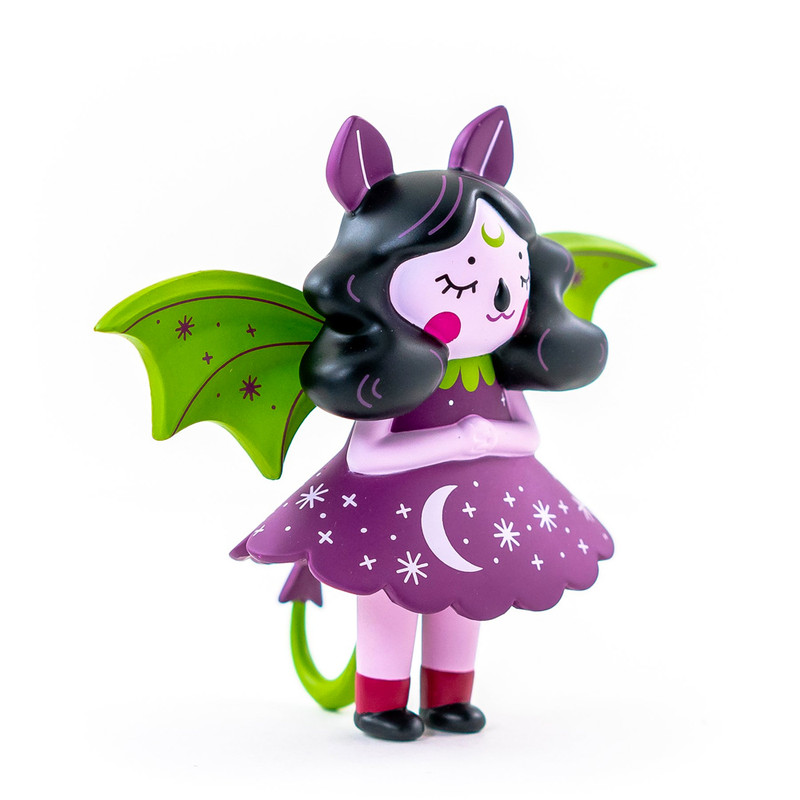 Midnight Moon Bat Aurora by Nightly Made