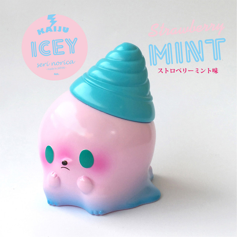 Kaiju Icey Strawberry Mint by Seri Norica