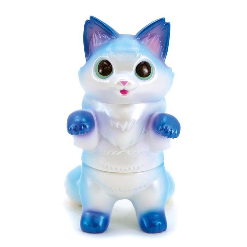 Fluffy Negora Frozen Blue by Konatsu PRE-ORDER SHIPS WEEK OF JUL 15