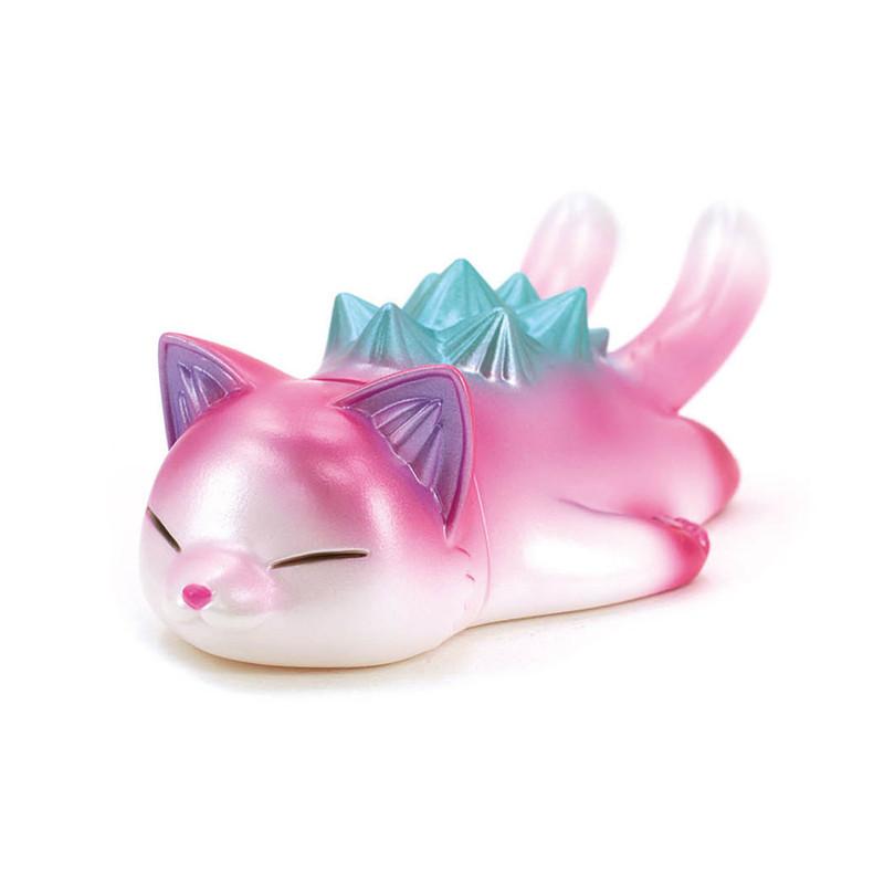 Sleeping Negora Frozen Pink by Konatsu