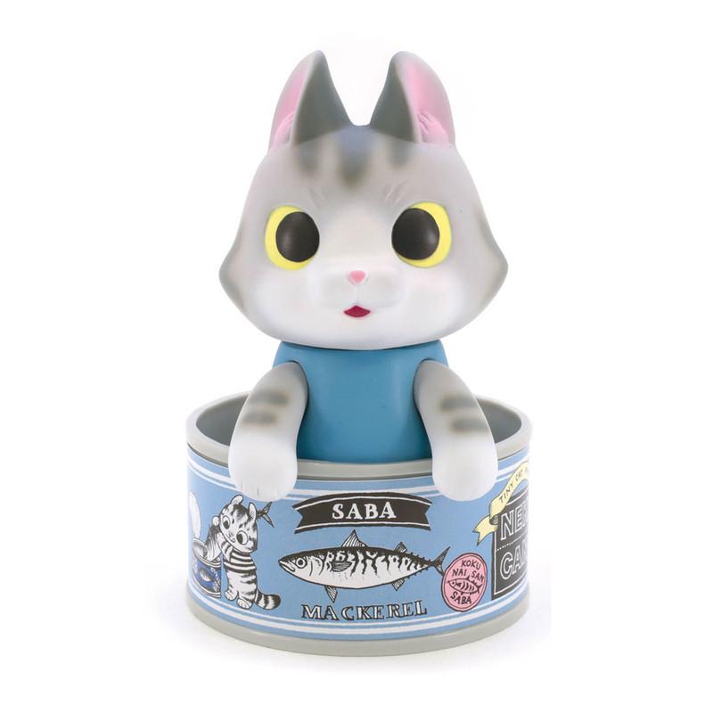 Can Cat Friend Saba by Konatsu