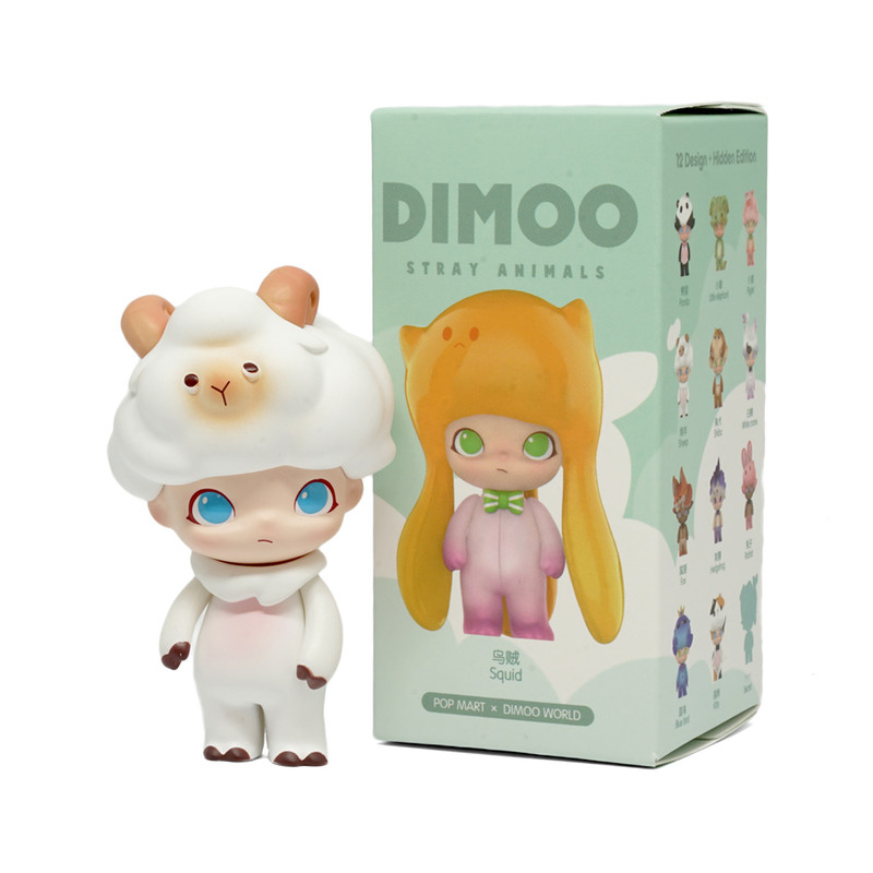 Dimoo Animals Mini Series by Ayan : Blind Box PRE-ORDER SHIPS NOV 2019