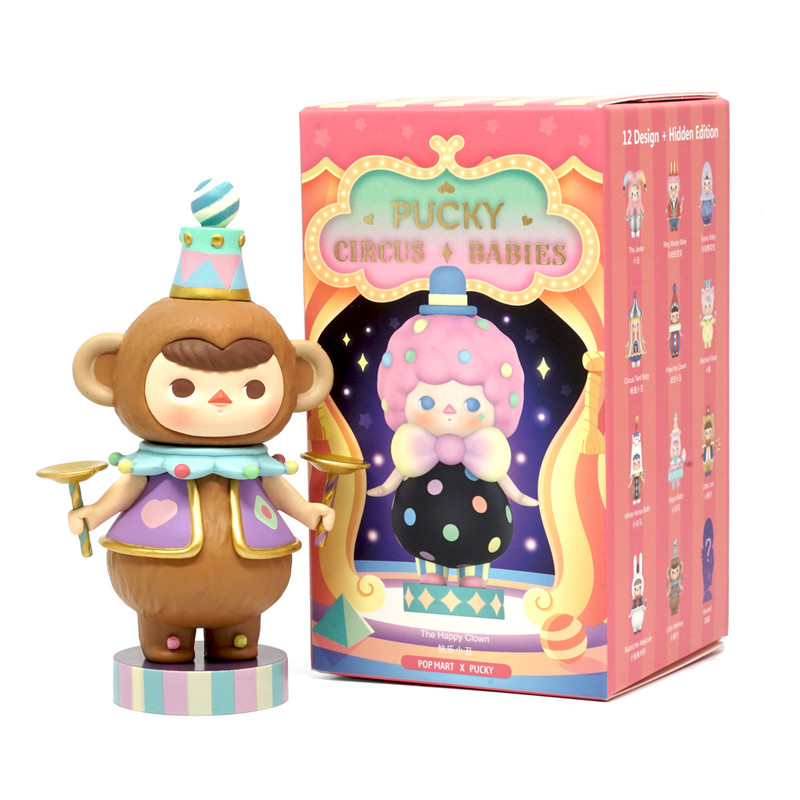 Pucky Circus Babies Mini Series Blind Box