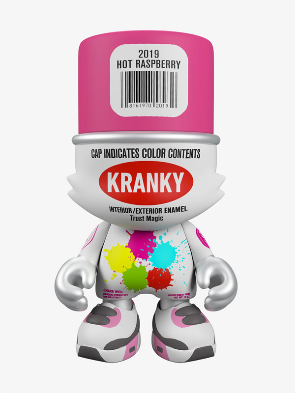 Hot Raspberry SuperKranky by Sket One PRE-ORDER SHIPS JAN 2020