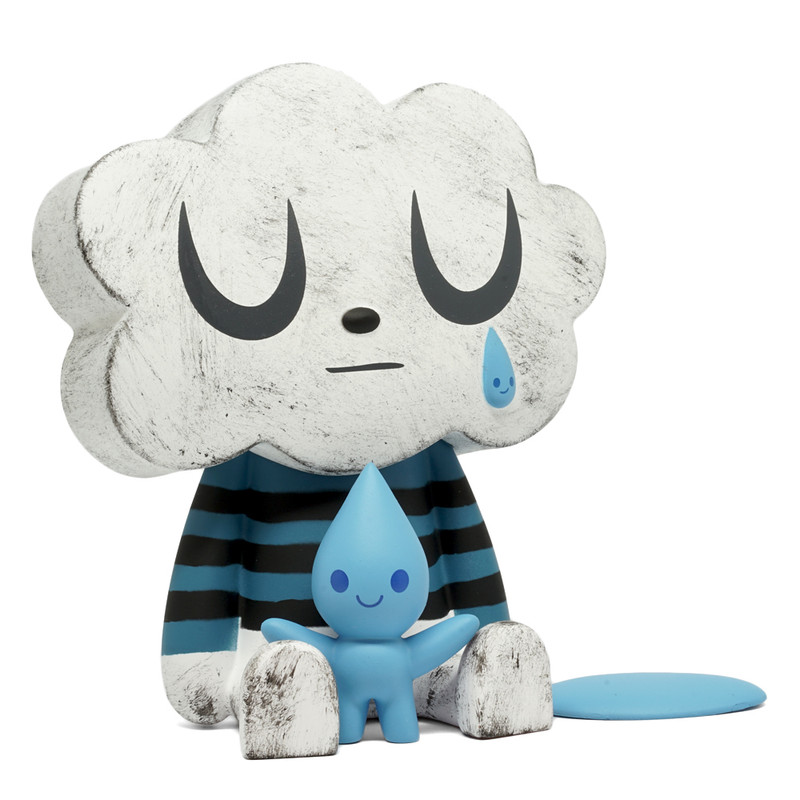 "Fluffy House X Amanda Visell Series - ""Cloudy Day"""