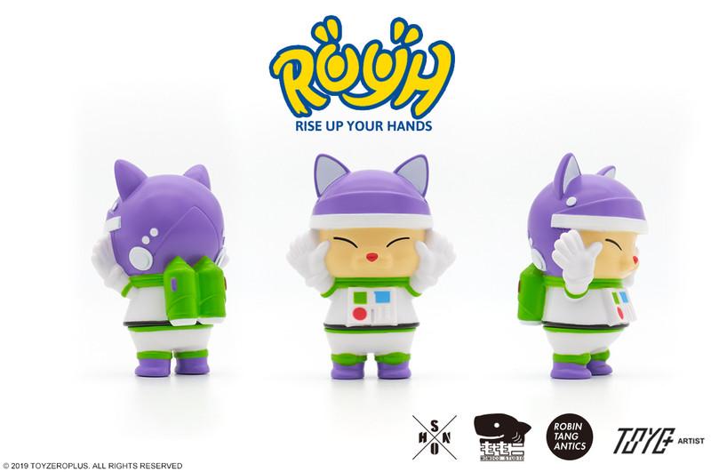 RUYH Series : Momoco X Shon X Robin Set PRE-ORDER SHIPS SEP 2019