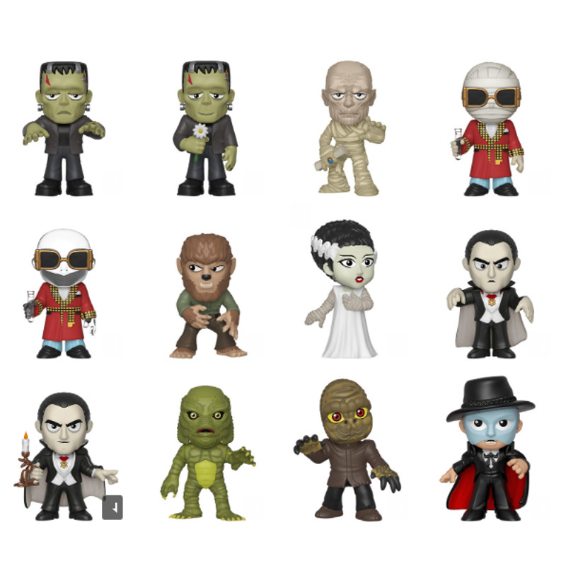 Universal Monsters Mystery Mini Series : Blind Box
