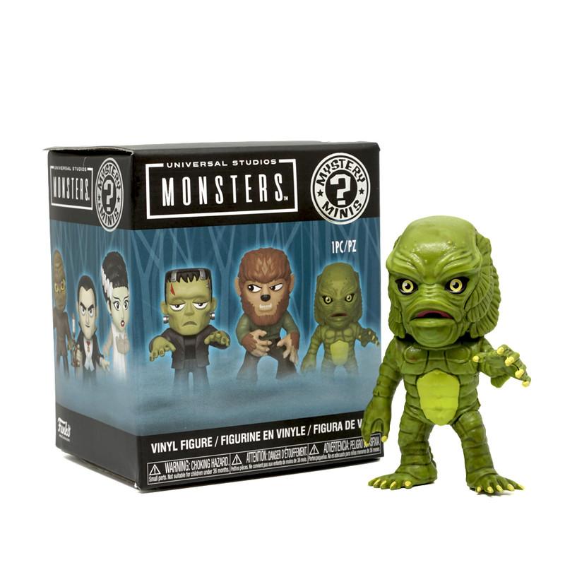 Universal Monsters Mystery Mini Series : Blind Box