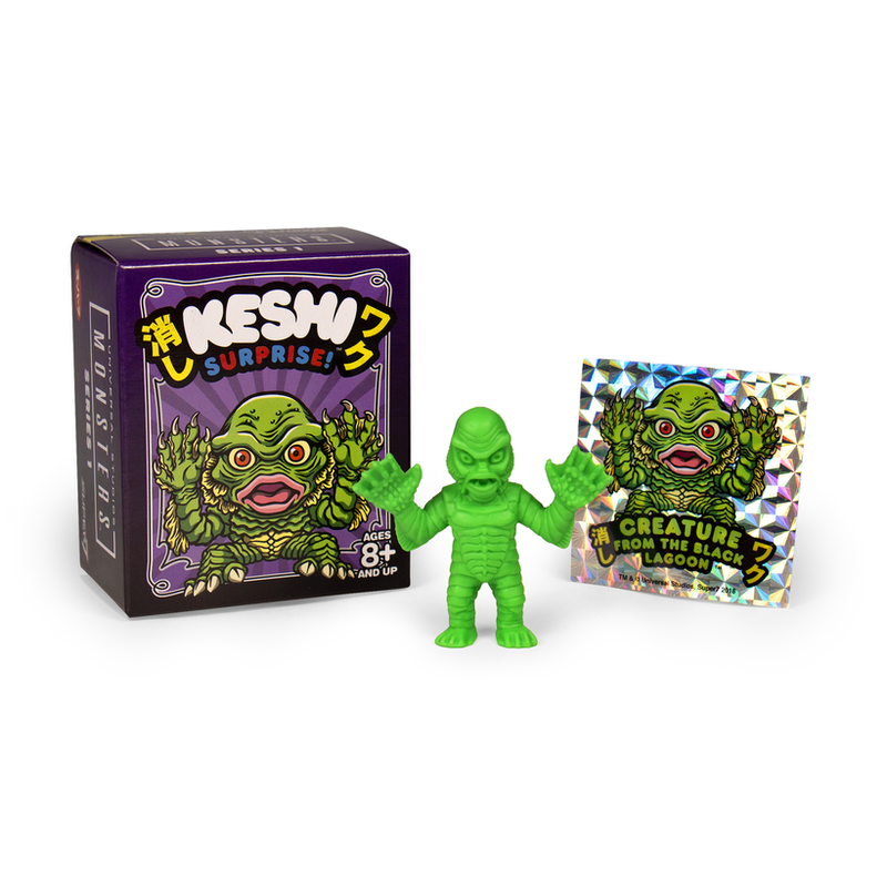 Universal Monsters Keshi Surprise Wave 1 : Blind Box