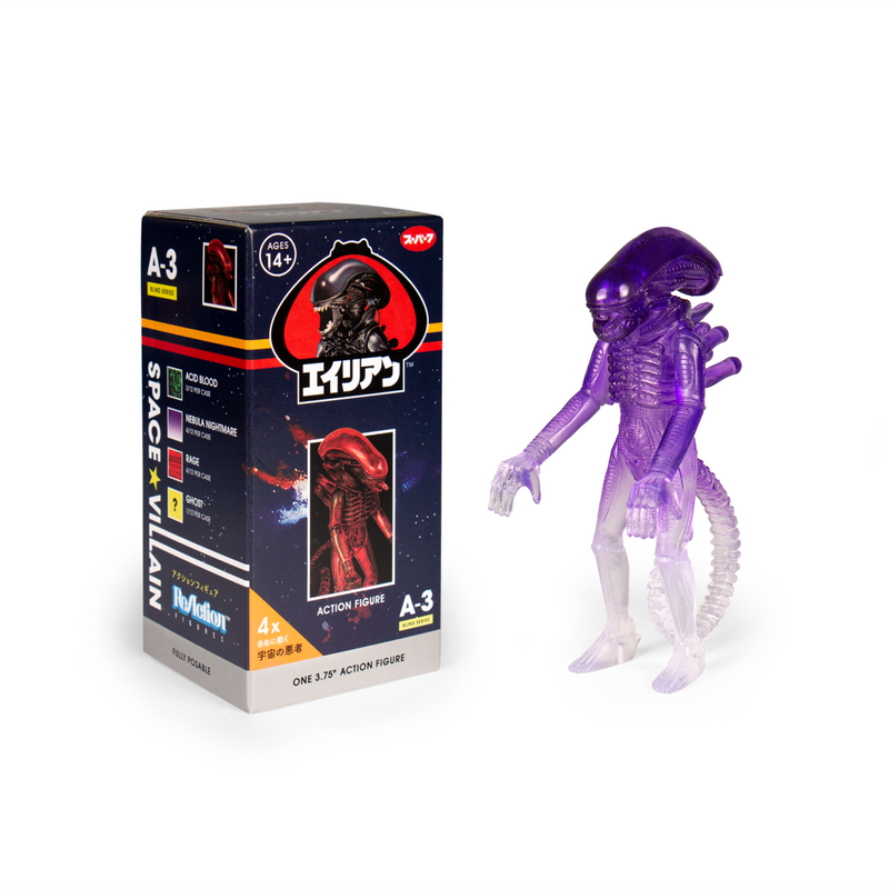 Alien Xenomorph ReAction Figure Wave 3 : Blind Box