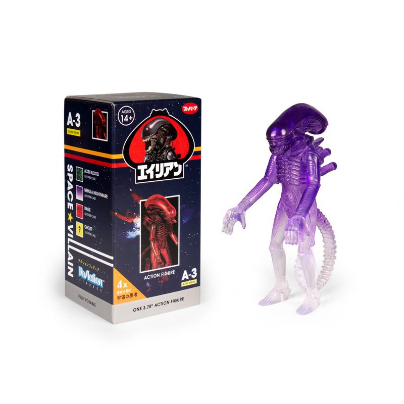 Alien Xenomorph ReAction Figure Wave 3 : Blind Box