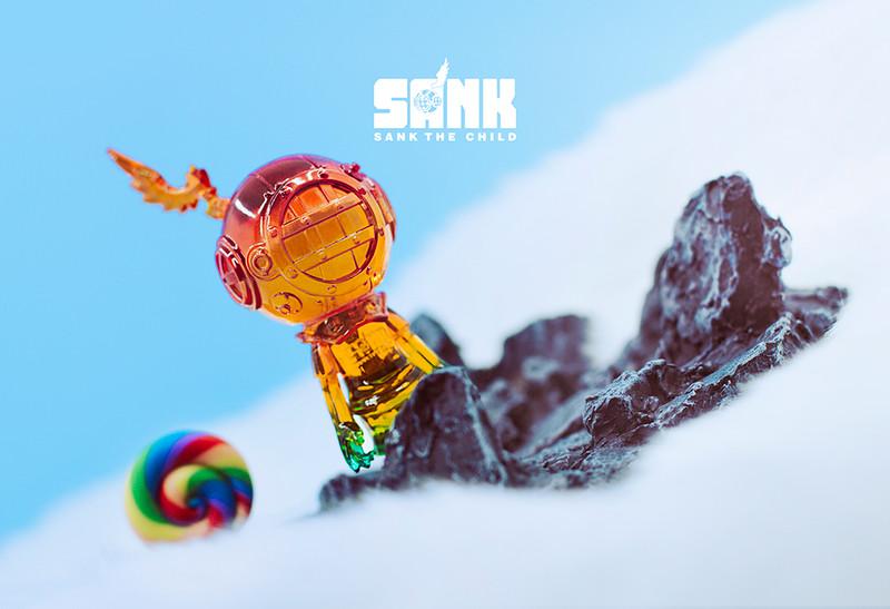 Little Sank Spectrum Rainbow Light by Sank Toys PRE-ORDER SHIPS END OF AUG 2019