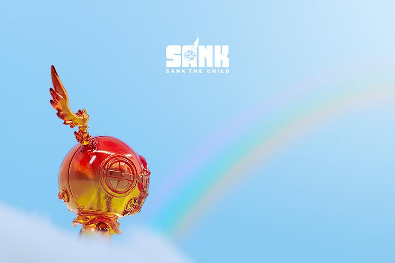 Little Sank Spectrum Rainbow Light by Sank Toys