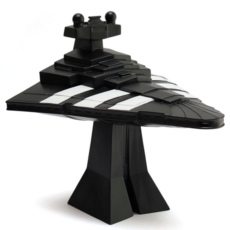 Superstar Destroyer Black by Bill McMullen