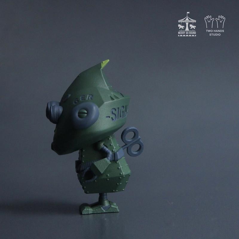 Mecha Elf by Two Hands Studio