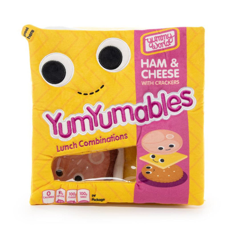 Yummy World Zoey and the YumYumables XL Plush