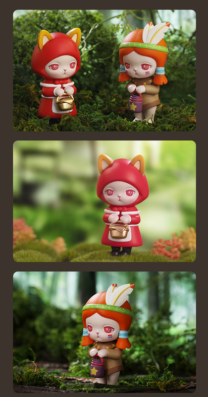 Bunny Forest Mini Series : Blind Box