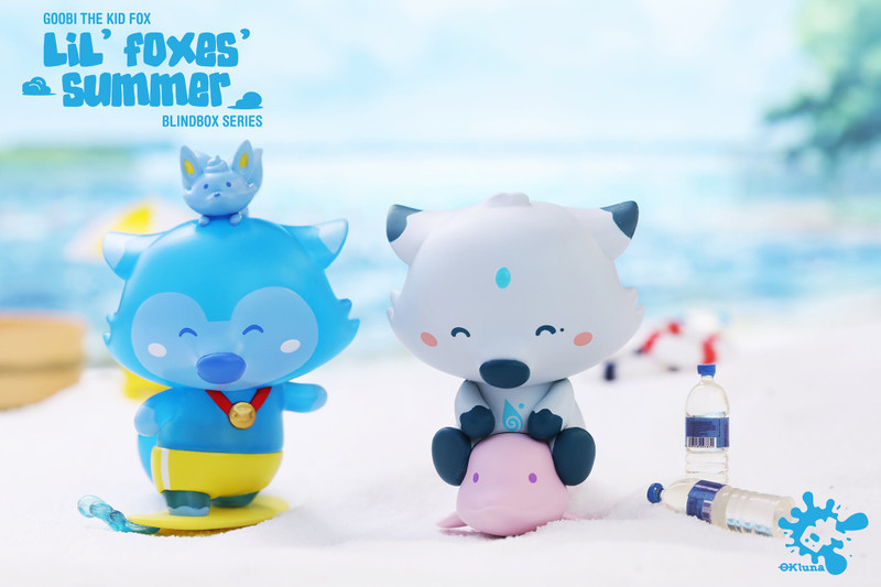 Lil‰Ûª Foxes Summer Mini Series : Blind Box